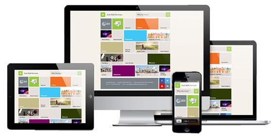 WordPress-Responsive-Screens