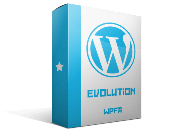 Boxshot Wordpress Evolution