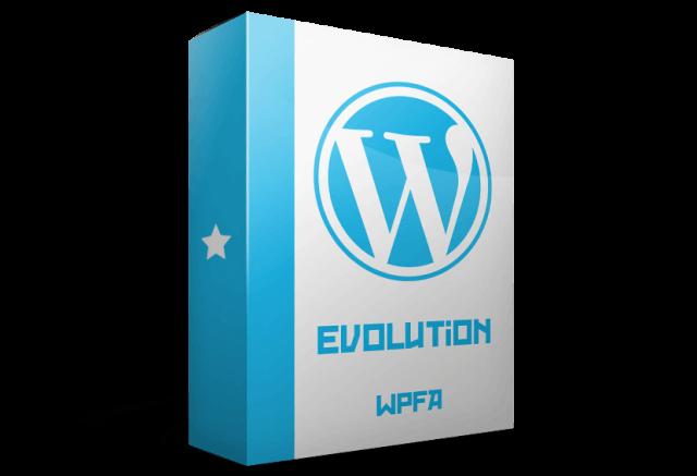 Boxshot Wordpress Evolution