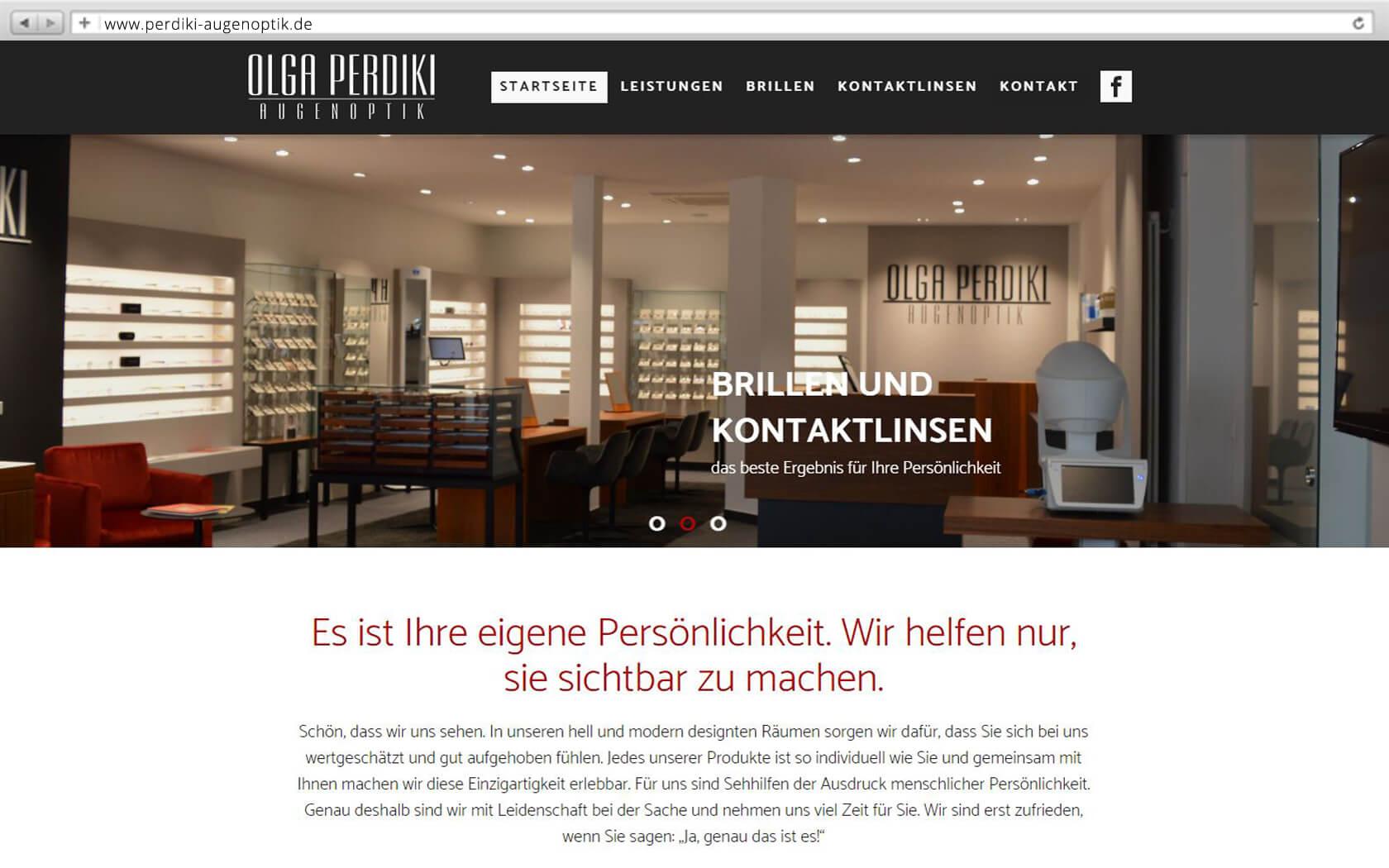 Existenzgruendung Homepage