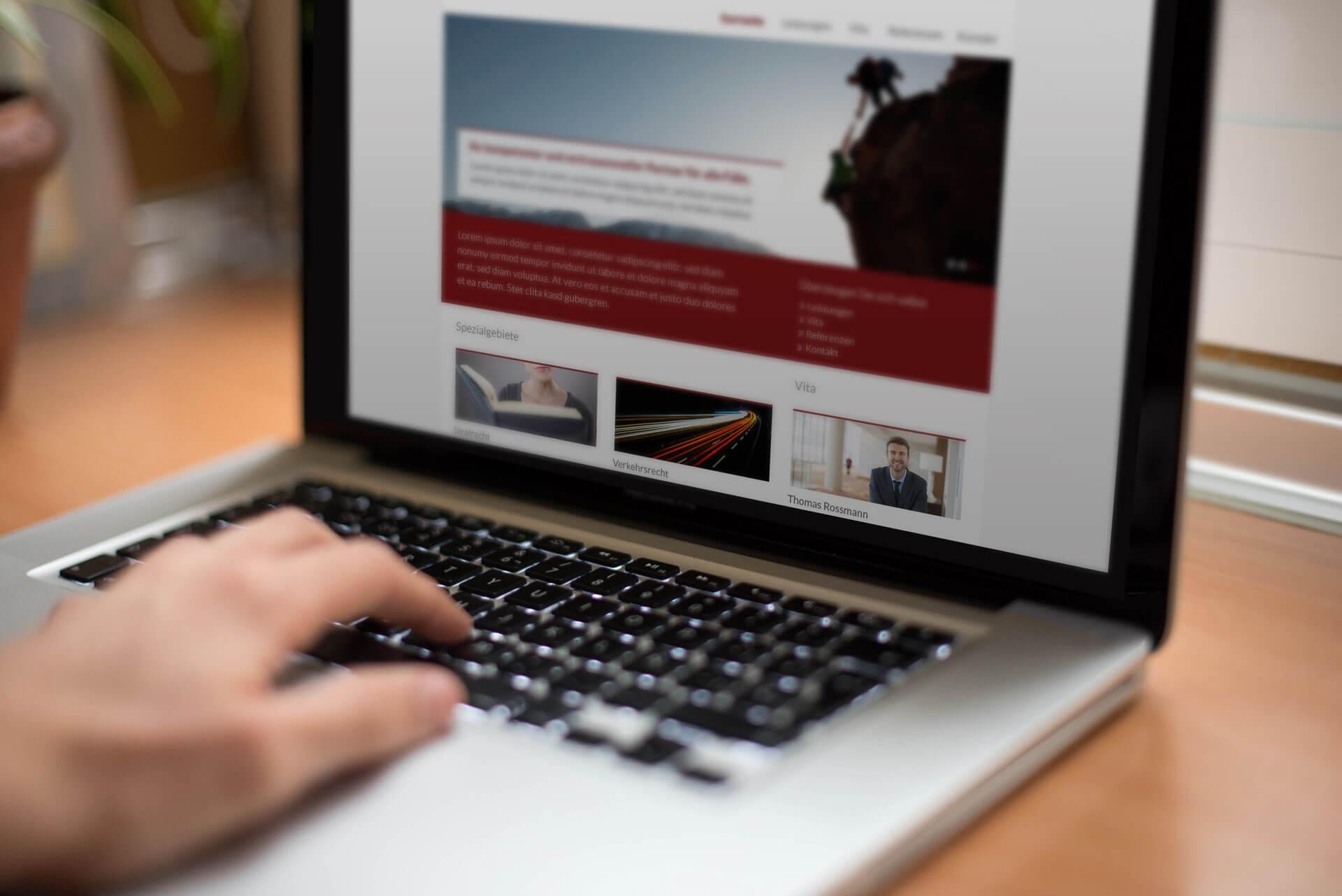 Flexible Baukasten-Webseite für Dein Unternehmen – <br/>Einfache Bedienung, kostengünstig & absolut zukunftssicher